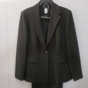 Jones New York | Pants Suit | Dark Green | Sz 12